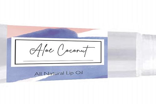 Aloe Coconut Lip Oil