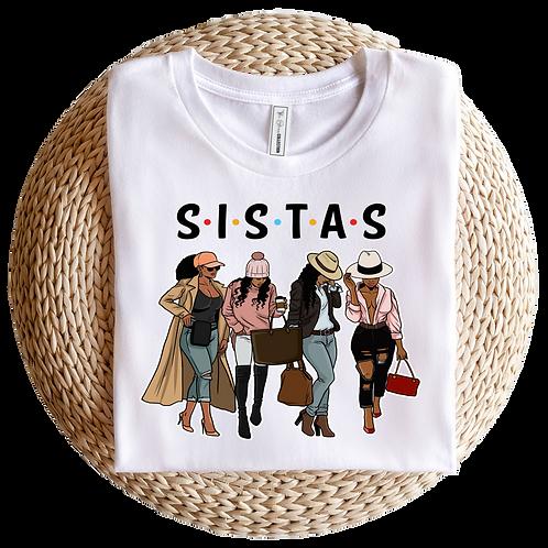 SISTAS Custom T-Shirt