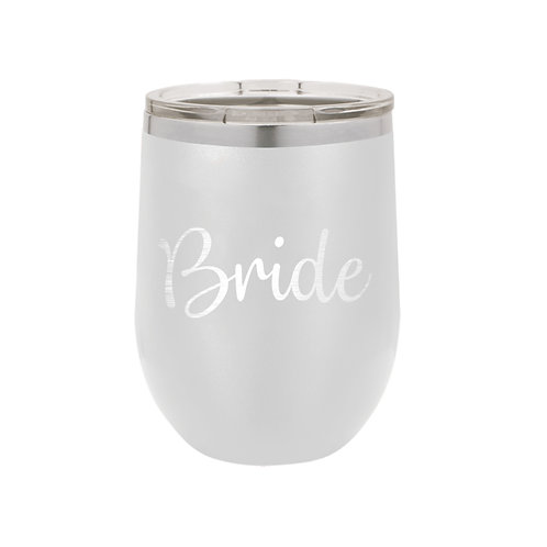 Bride Insulted Tumbler