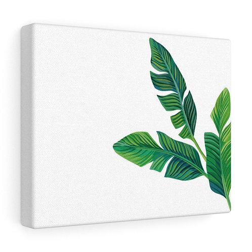Custom Palm Canvas Wrap