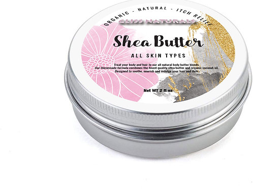 Shea Butter & Coconut Oil Travel Size