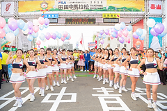 2018台灣米倉 田中馬拉松