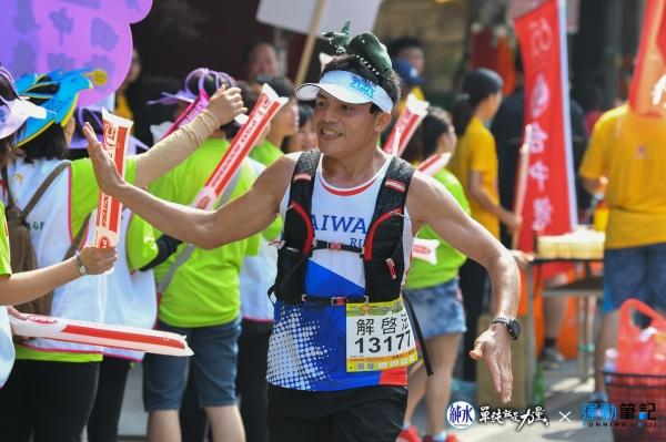 台灣米倉 田中馬拉松