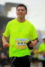 2013台灣米倉 田中馬拉松T-SHIRT