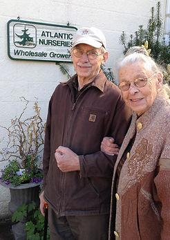 Fritz and Elisabeth Schaefer