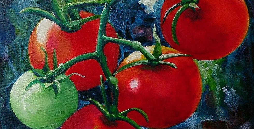 Art Card - On the Vine II