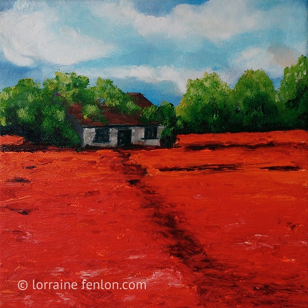 Jamaica Inn - Hot day - Sold
