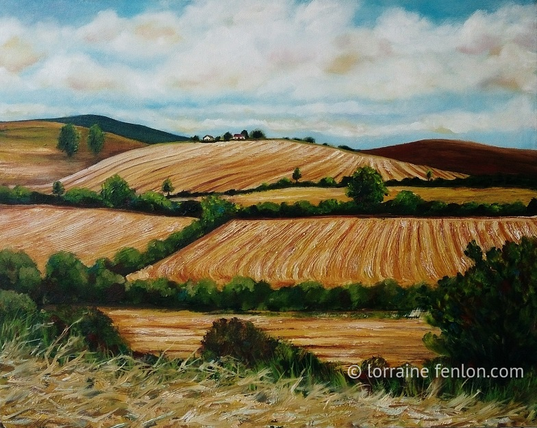 Bunclody Harvest II - SOLD