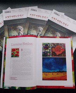 Featured Article in New Anhology Mag