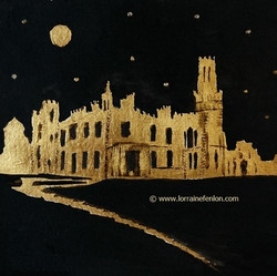 Ducketts Grove- 24ct Gold Leaf
