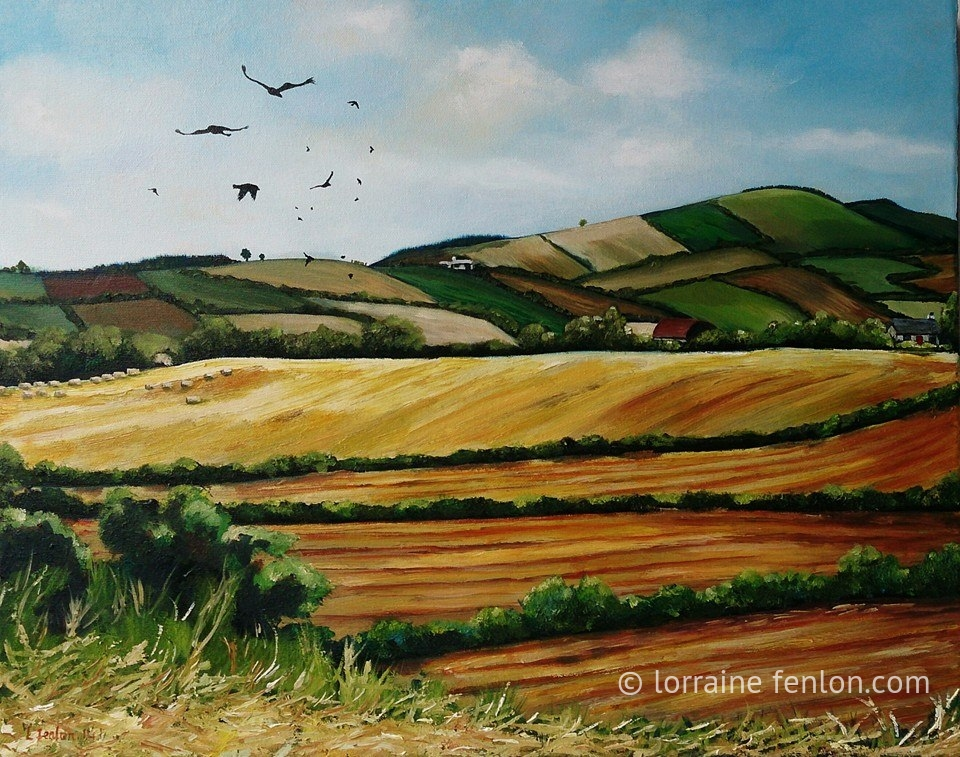 Bunclody Harvest - SOLD