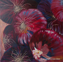 Red Onions II - Sold