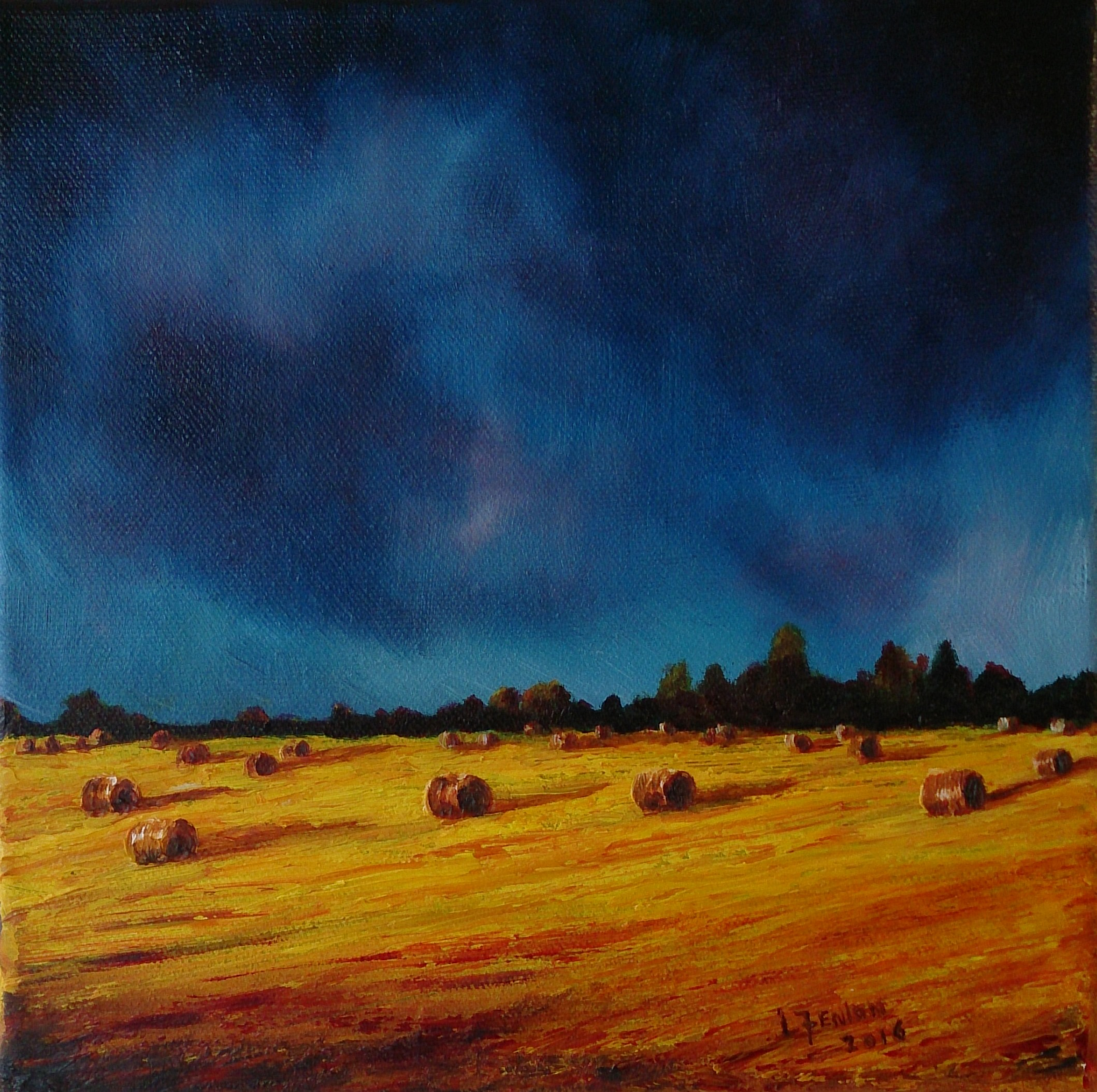 Harvest Twilight - SOLD