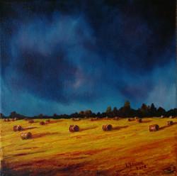 Harvest Twilight - SOLD