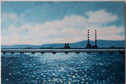 Wooden Bridge - to Poolbeg Print availab