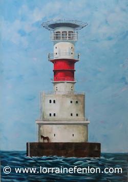 Kish Bank Lighthouse - €2200