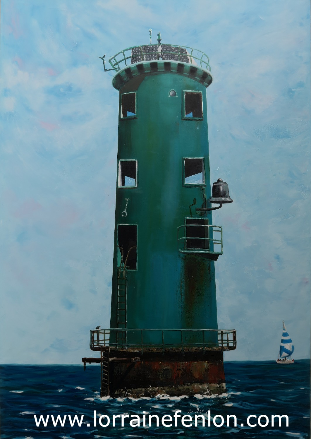 North Bull Lighthouse SOLD see print