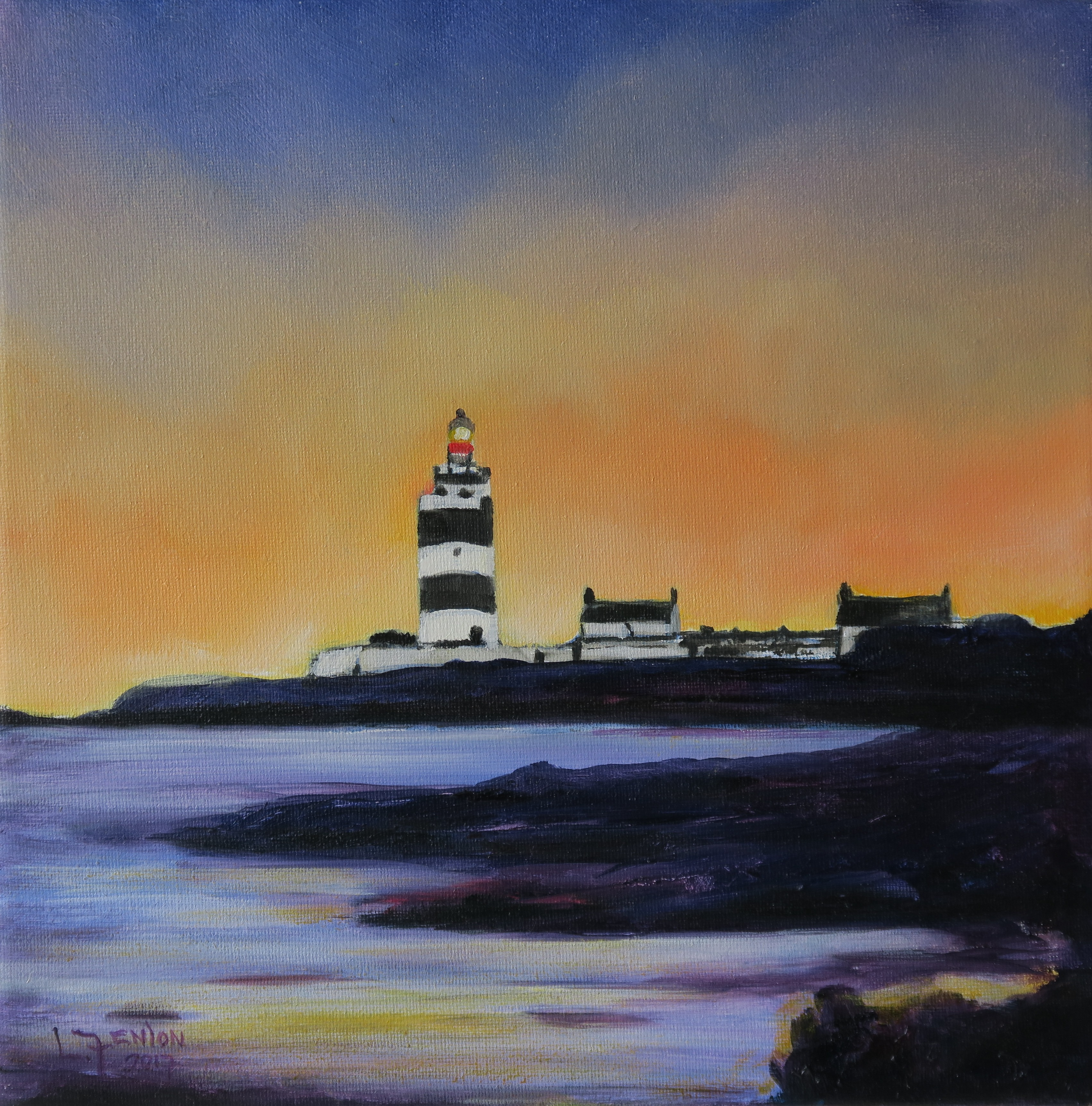 SOLD The Hook Lighthouse