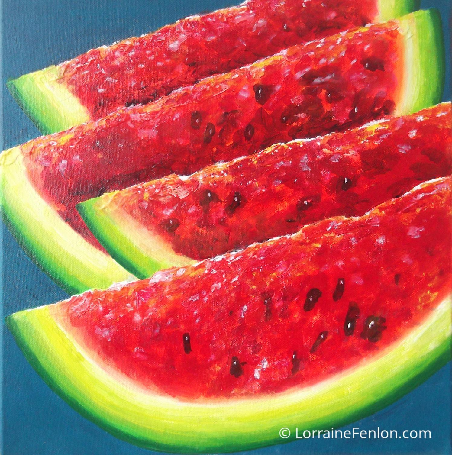 Watermelon Treats - Prints available