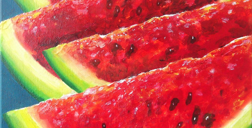 Art Card - Melon Treats
