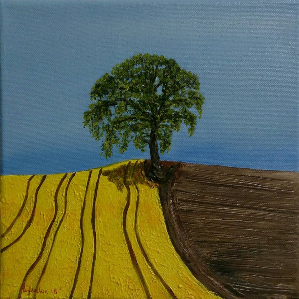 Carlow Tree - Sold, prints available