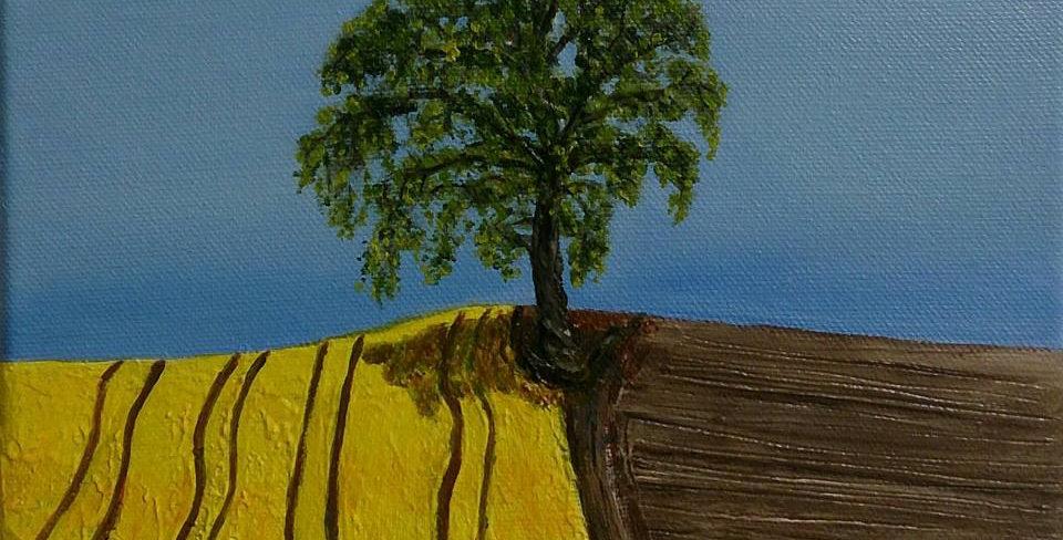 Carlow Tree by Lorraine Fenlon