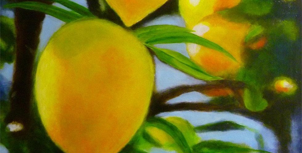 Art Card - Zitronin