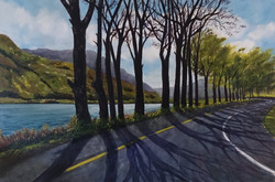 SOLD - The Road to Kylemore Abbey