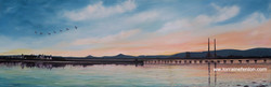 SOLD - Gentle Evening - Dollymount