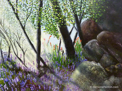 Bells of the Wood - SOLD