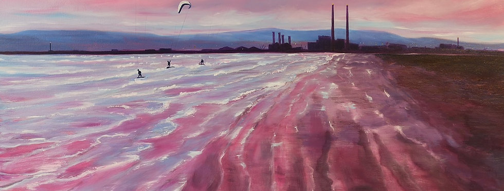 Original - Catching the Last Waves, Dollymount