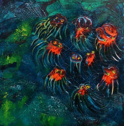 Family gathering - Sold