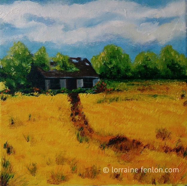 Jamaica Inn - Yellow Rapeseed - Sold