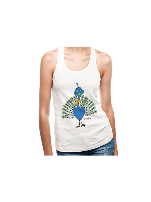 Camiseta tirantes mujer Pava
