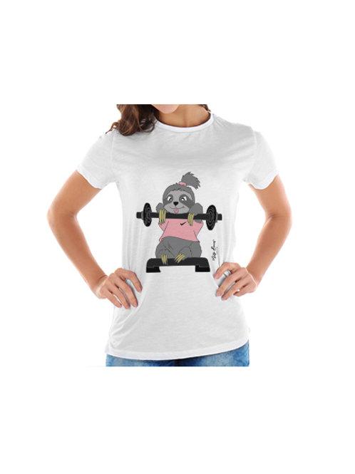 Camiseta manga corta  mujer Pery