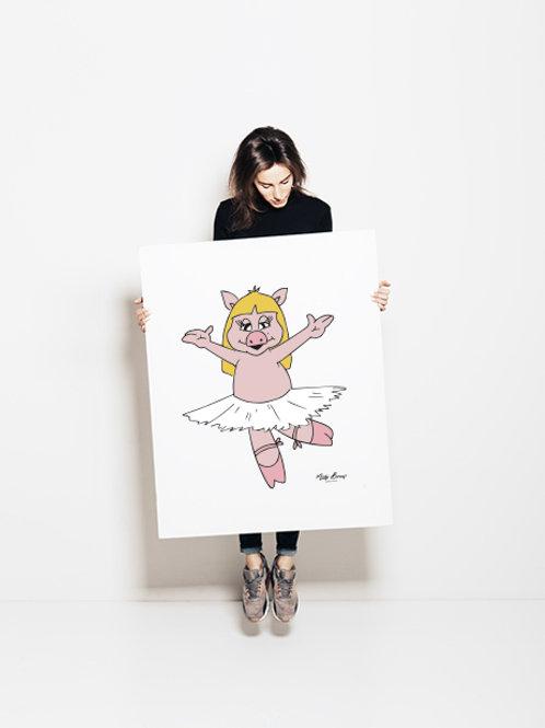 Poster Paty (50x70cm)