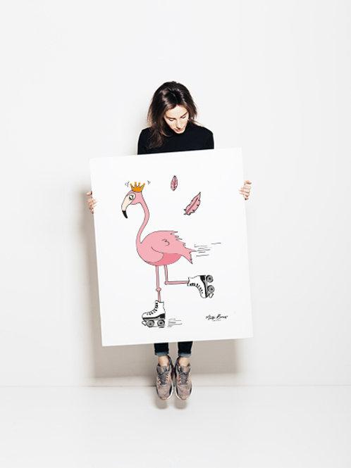 Poster Queen (50x70cm)
