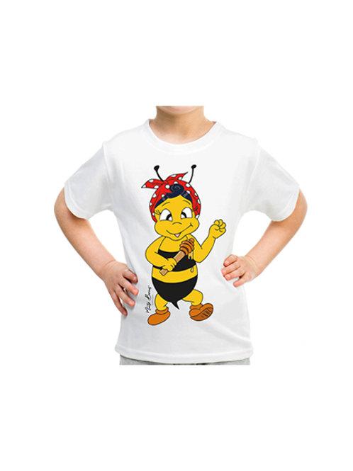 Camiseta infantil Aby