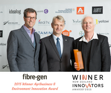 Our HITMAN PH330 wins 2015 NZ Innovators Awards