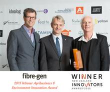 Our HITMAN PH330 wins 2015 NZ Innovators Awards
