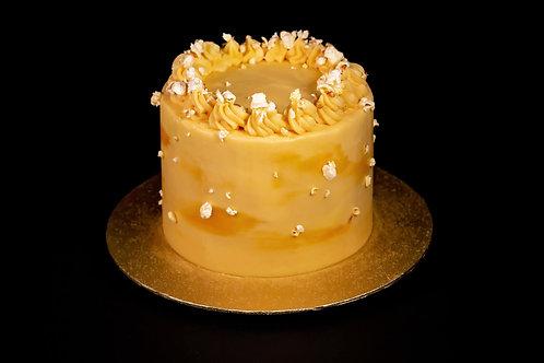 Popcorn Feast Cake