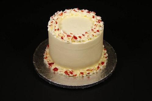 Jammie Vanilla Cake