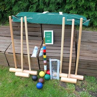 Jaques Croquet Garden Game Hire Norfolk