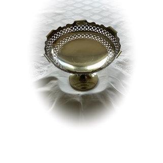 Silver Plated Bon Bon Dish