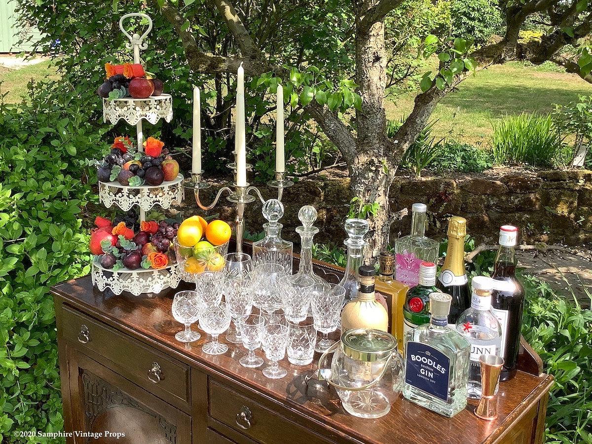 Vintage Gin Bar