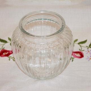 Glass Sweets Jar