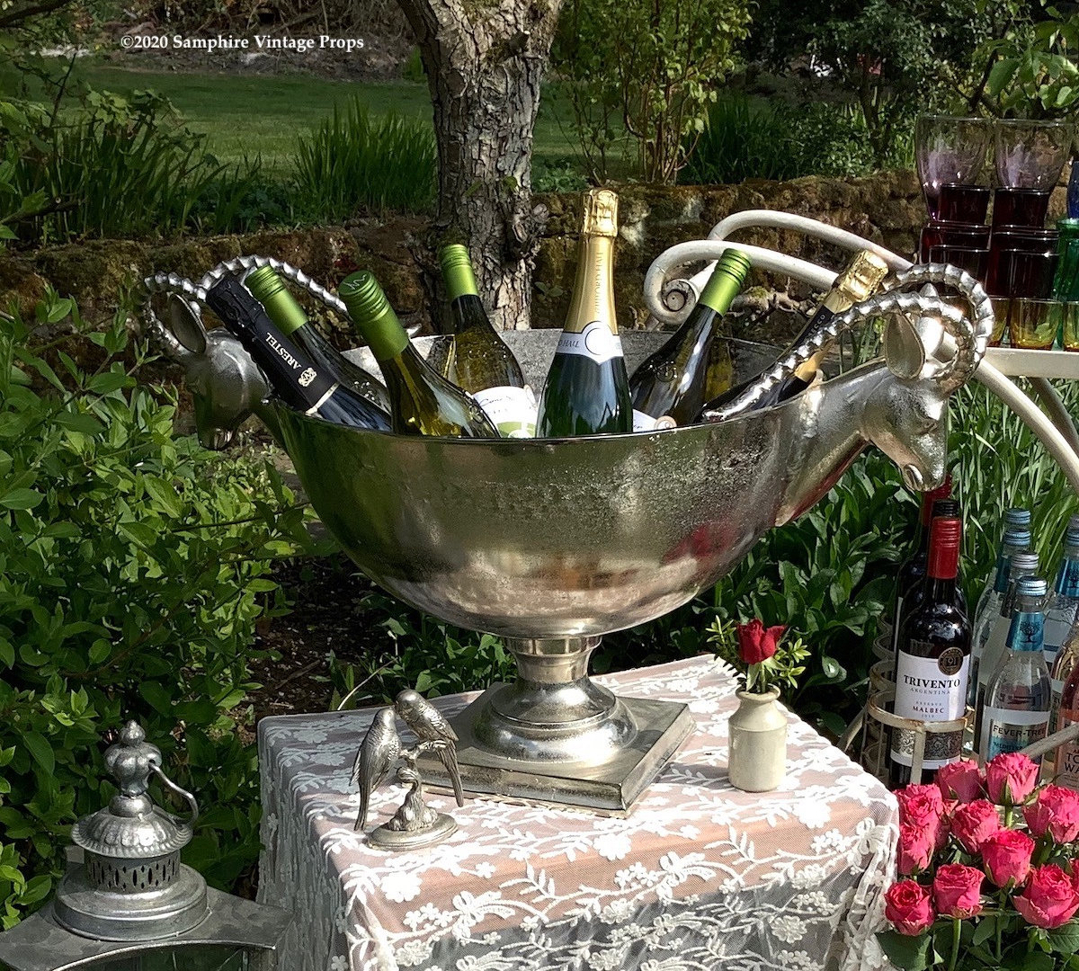 Grand Antelope Champagne Cooler