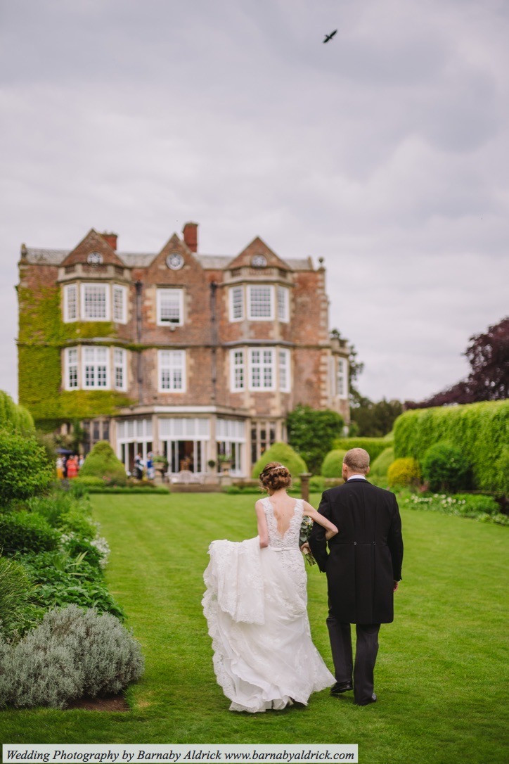 Spring Wedding Goldsborough Hall