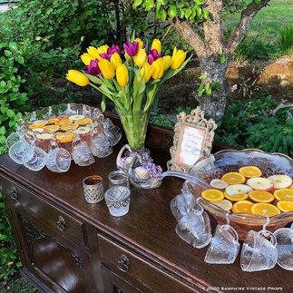 Vintage Vases & Glassware