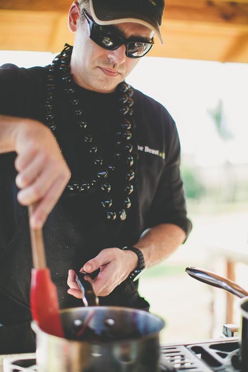 The Beast & Spoon - Chef Daniel